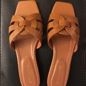 Yves Saint Laurent Sandals Size 38 (6-6.5)